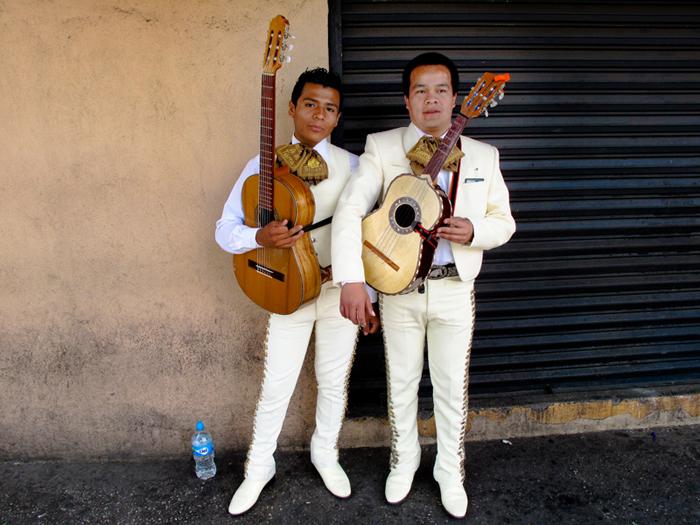 Mexico City, 2012.