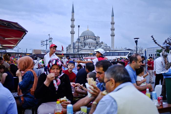 Istanbul, 2014.