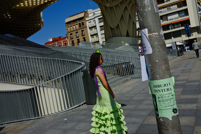 Sevilla, 2013.